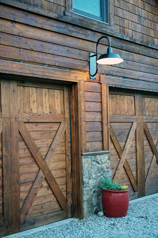 The Original™ Warehouse Gooseneck Light | Barn Light Electric