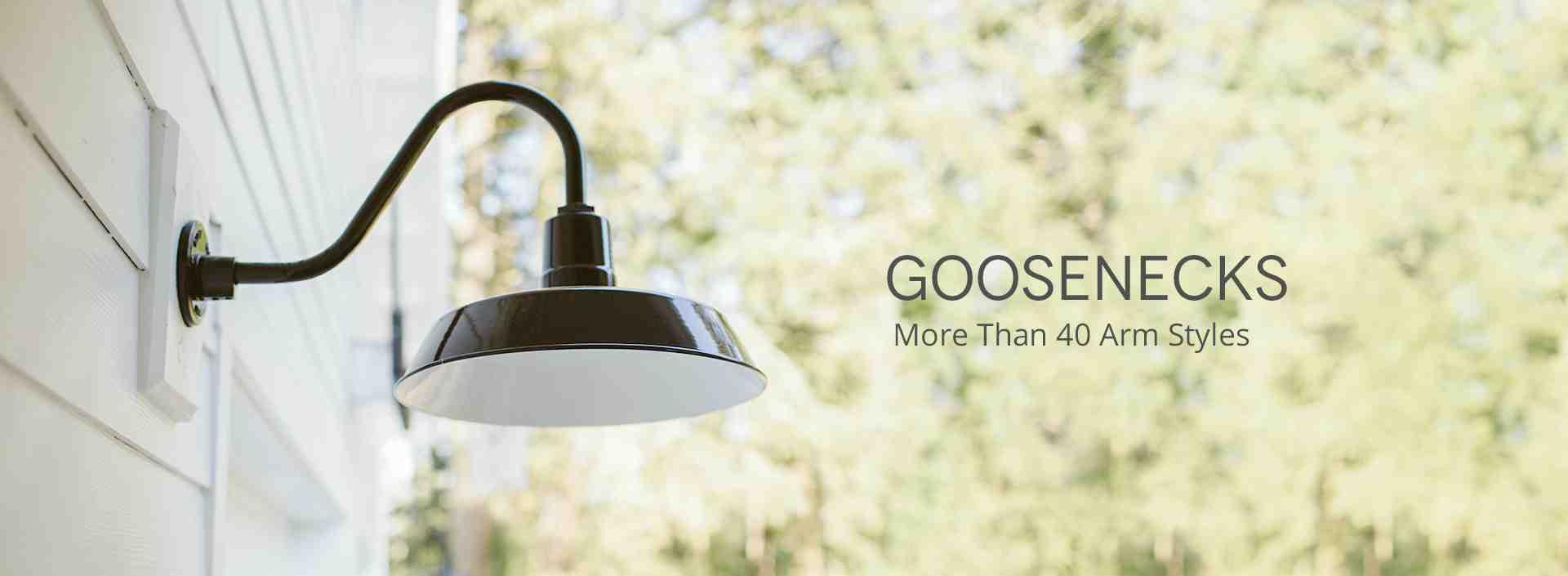 Goosenecks