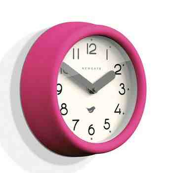 The Pantry Clock, Hot Pink