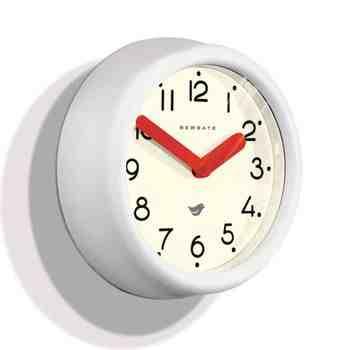 The Pantry Clock, Pebble White