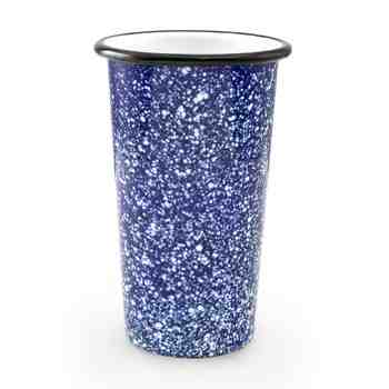 24 oz. Tumbler, 760-Cobalt with White Speckles