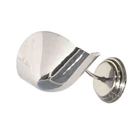 Mouille Style Eye Wall Sconce | Polished Chrome