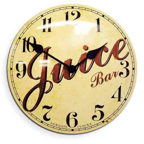 Indian River Orange Grove Wall Clock