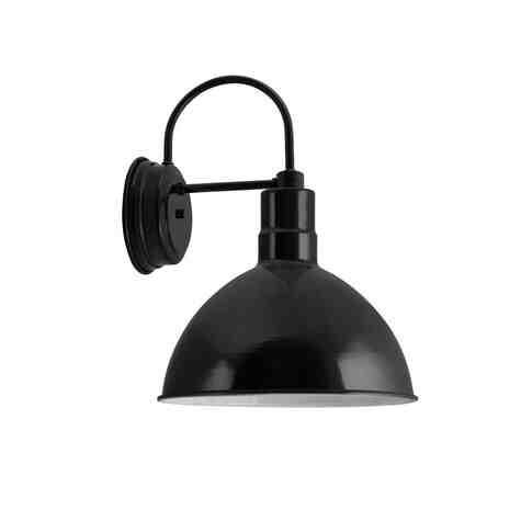 """12"""" Wilcox LED, 100-Black"""