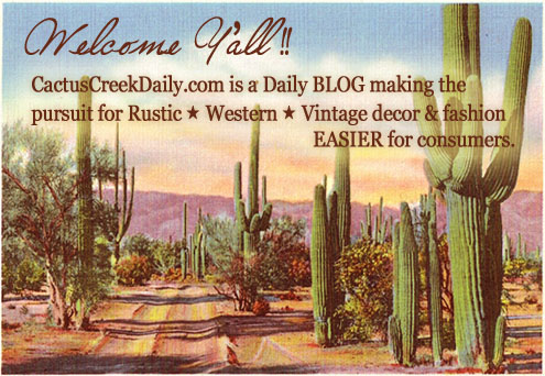 cactus creek welcome