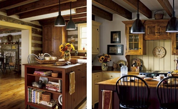 Barn Light Electric Country Kitchen