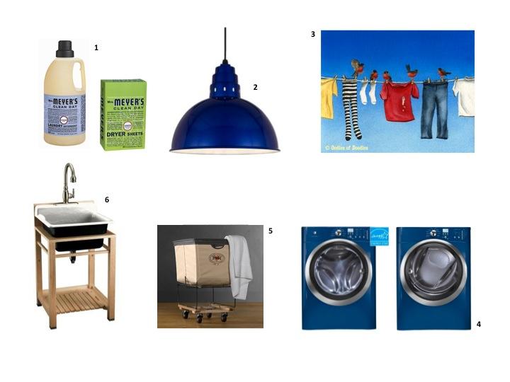 Barn Light Electric Laundry Room
