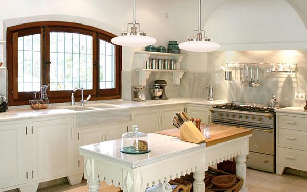 Bolton Victorian Kitchen Pendant