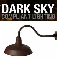 dark sky compliant lights
