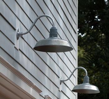 barn light electric galvanized garage lighting1