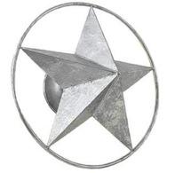 barn light wall mount texas star sconce