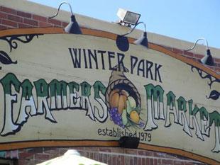 winter park farmers market signjpg