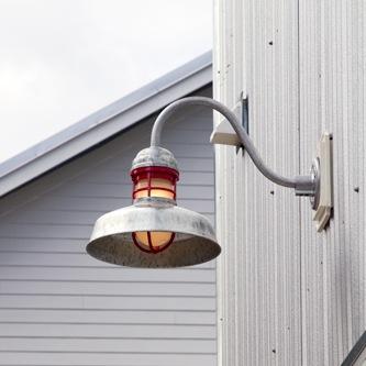 barn light electric outback gooseneck 12