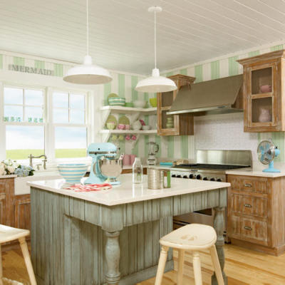 idea cottage kitchen l