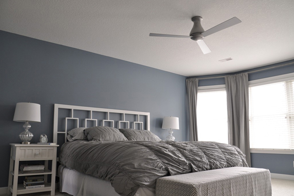 bedroom altus hugger fan