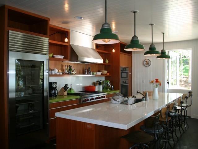 benjamin bomber stem mount pendant kitchen