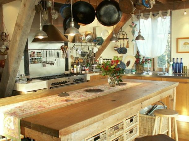 deep bowl pendants kitchen1