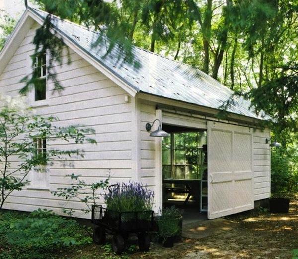 700 potting shed barn doors 700