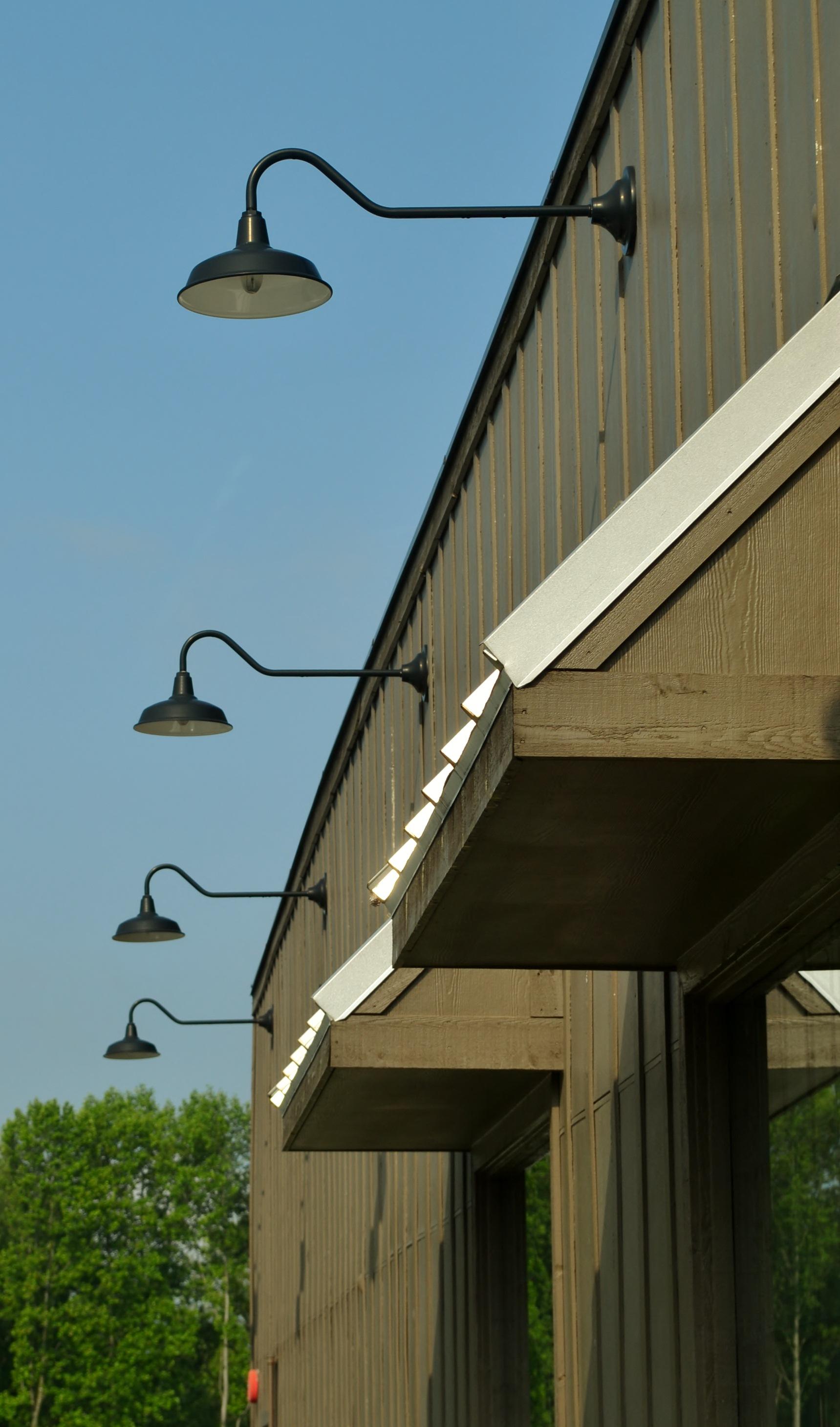 barn light original warehouse shade gooseneck