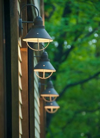barn wall sconces exterior lighting