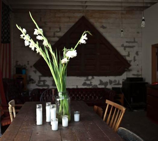 industrial decor plumen light bulbs