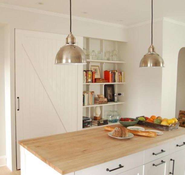 industrial barn pendant kitchen lighting1
