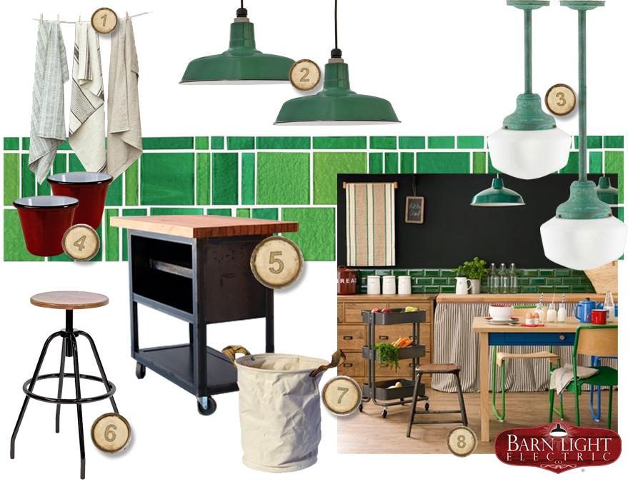 emerald kitchen style me sunday