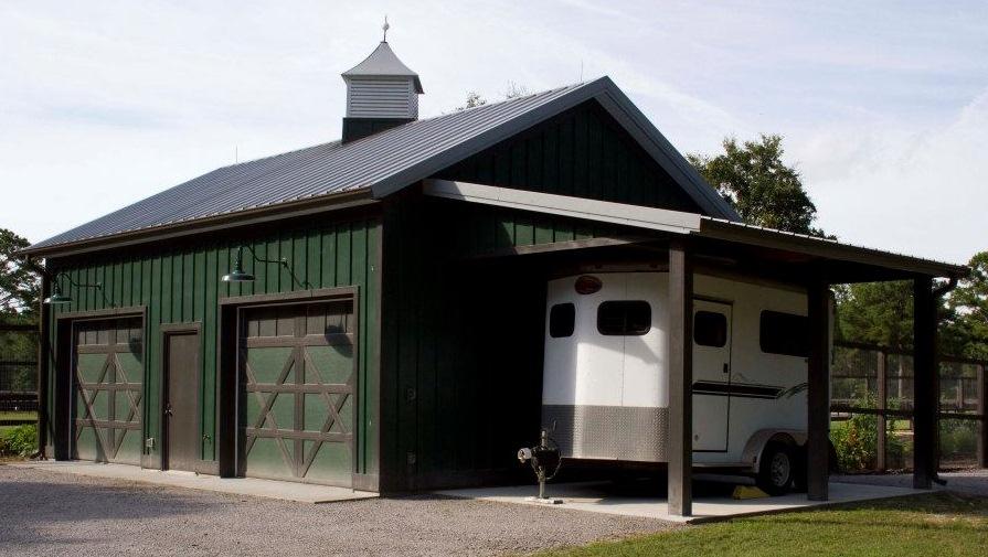 brahma rlm warehouse shade gooseneck barn lighting1