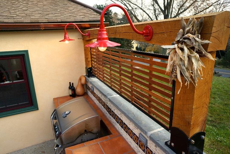 gooseneck barn lighting exterior1
