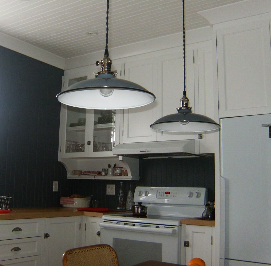 ivanhoe sinclair porcelain pendant kitchen