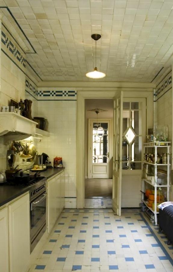 vintage milk glass shades kitchen