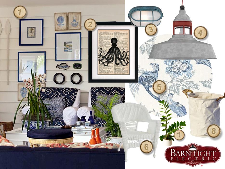 nautical living room sydney inspired
