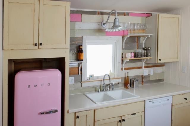 radial wave gooseneck barn light kitchen
