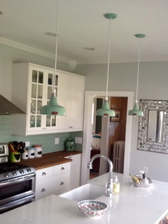 ivanhoe esso porcelain kitchen lighting
