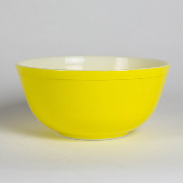 V H 021 Vintage pyrex yellow 2.5 quart1