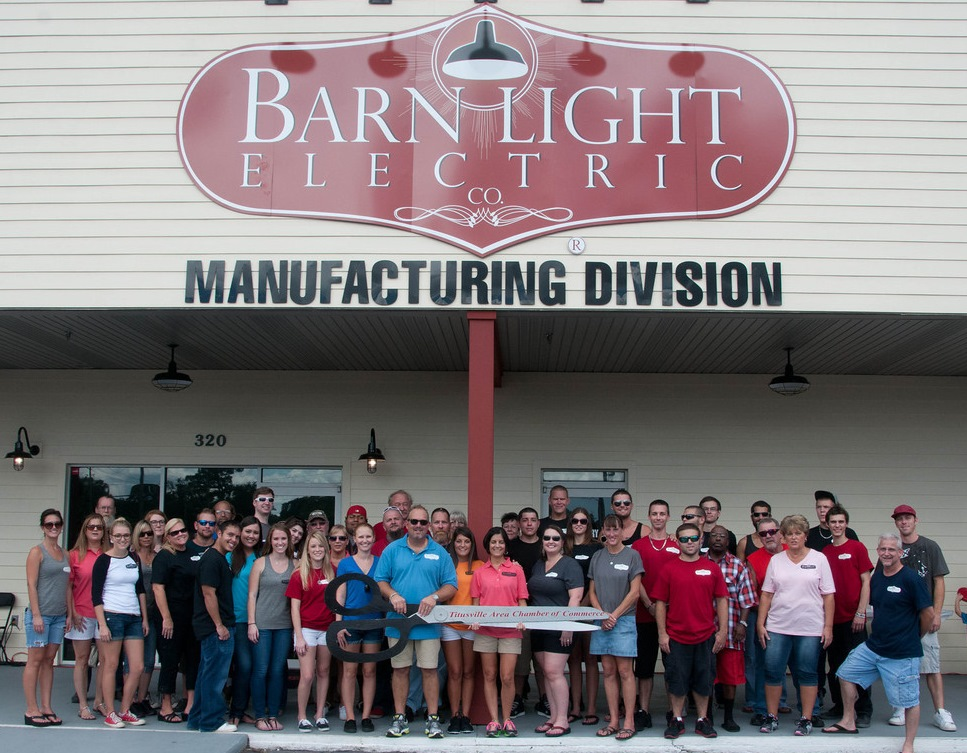 barn light electric manufacturing