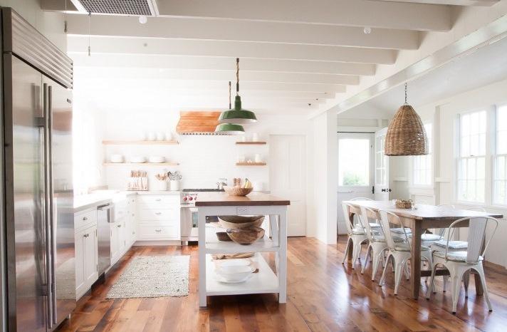 industrial farmhouse barn pendant lighting kitchen