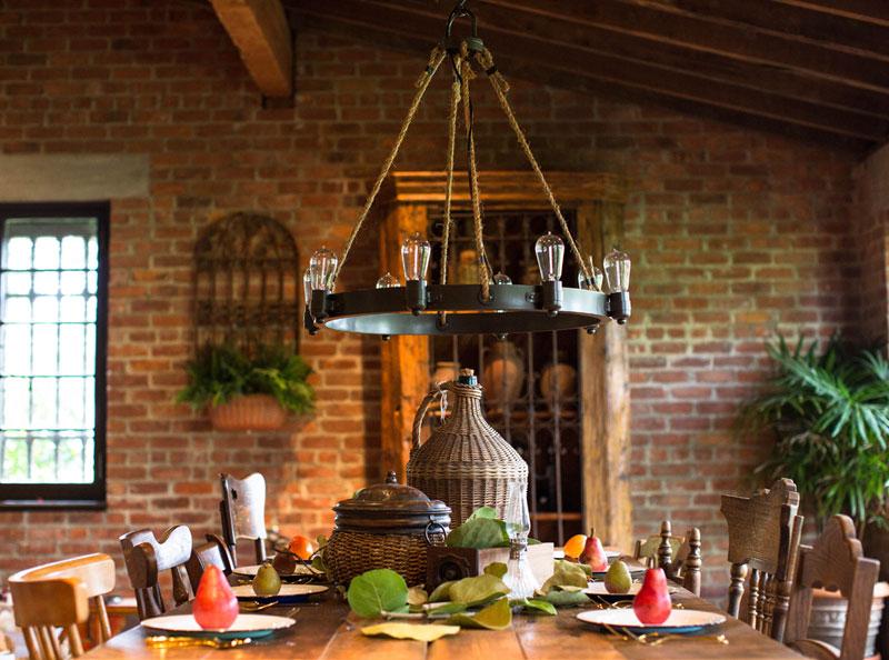 maven chandelier rustic lighting