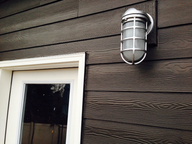 atomic industrial sconce exterior lighting