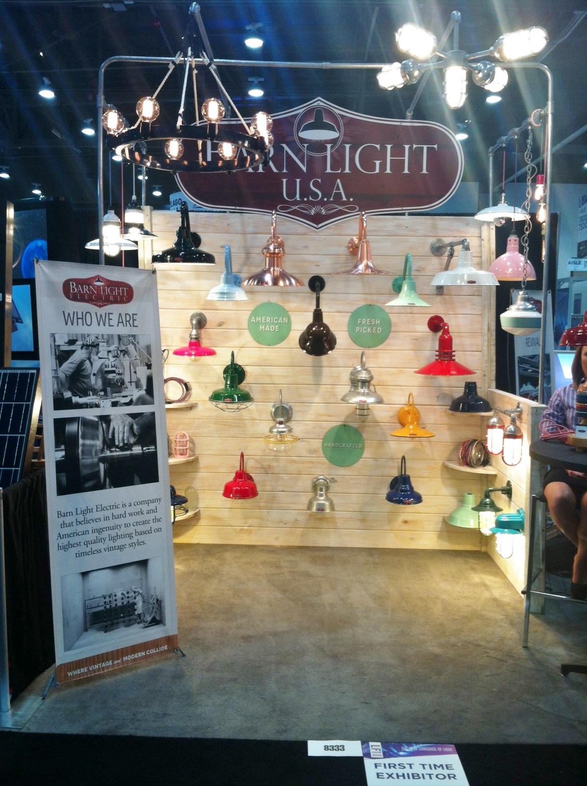 barn light electric light fair show
