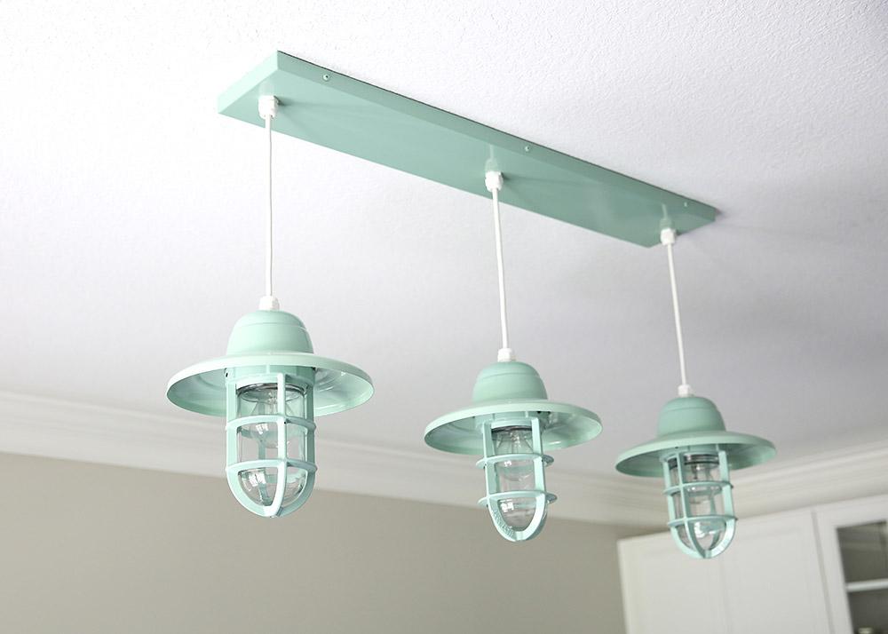 rustic chandelier multi light pendant