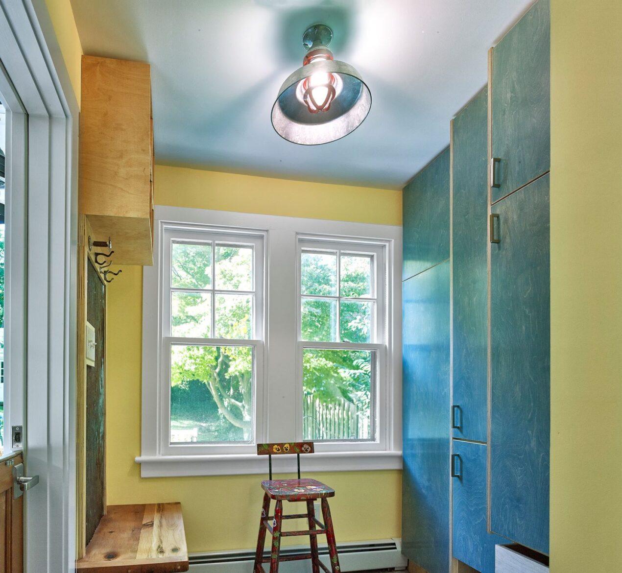 flush mount industrial ceiling light