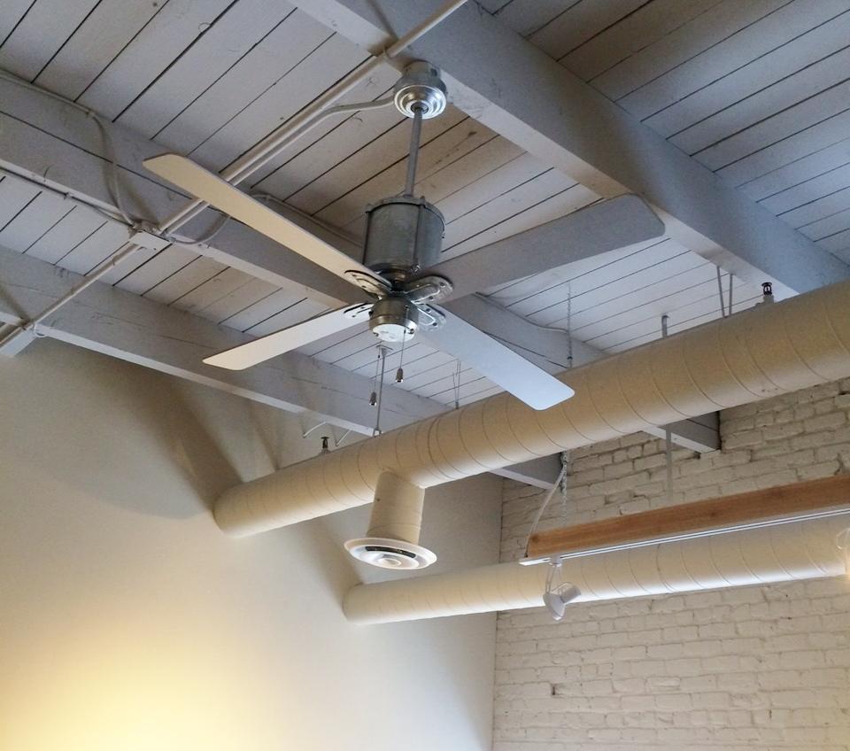 Vintage Ceiling Fans Cool Office E
