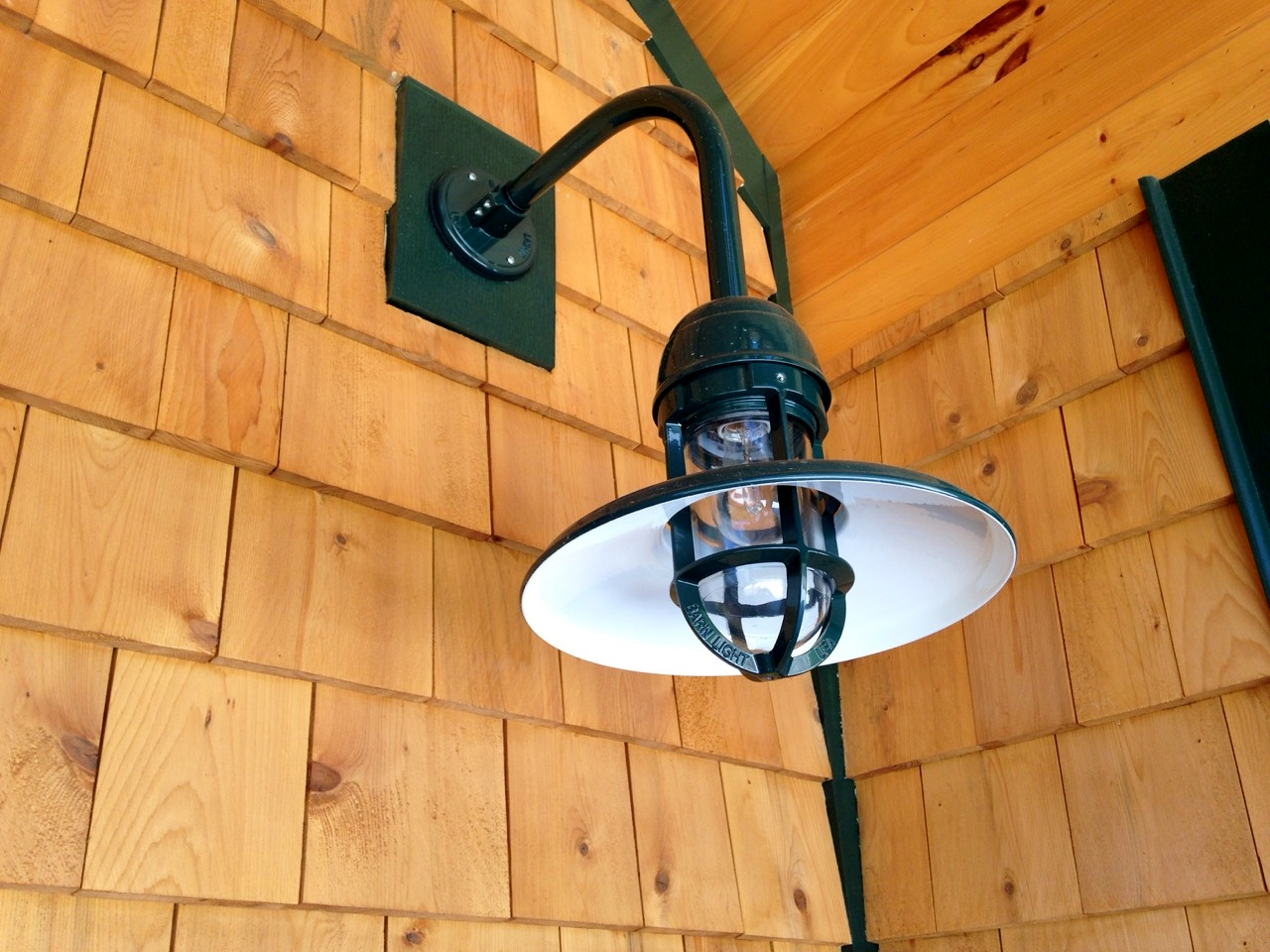 gooseneck barn lighting outdoor lighting