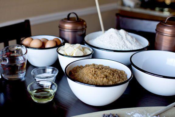 mixing bowls porcelain enamel