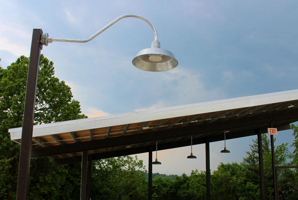 gooseneck barn lights barn light electric 1