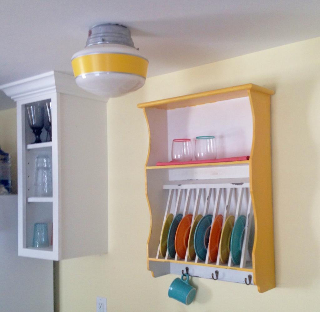schoolhouse flush mount lights