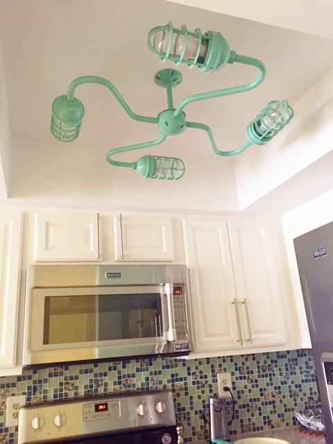 rustic ceiling chandelier