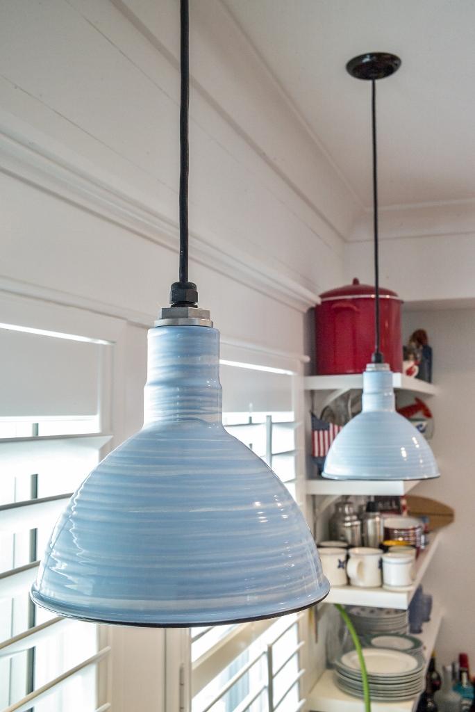 porcelain pendant barn lights