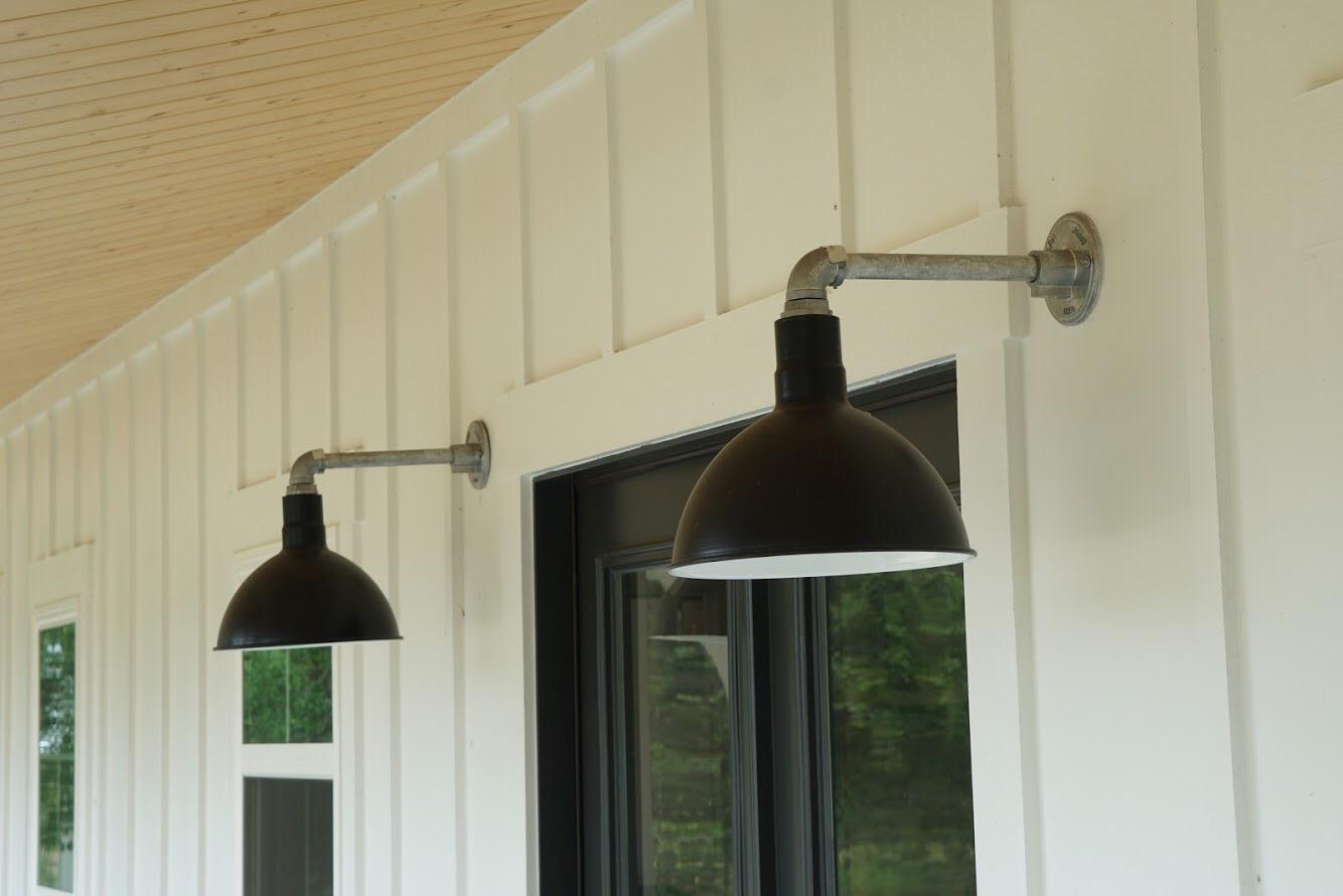 gooseneck Barn lights